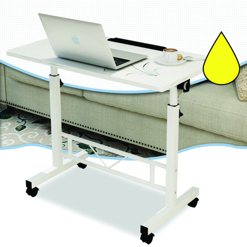 Besto Adjustable Study Laptop Table With Wheel Image 10