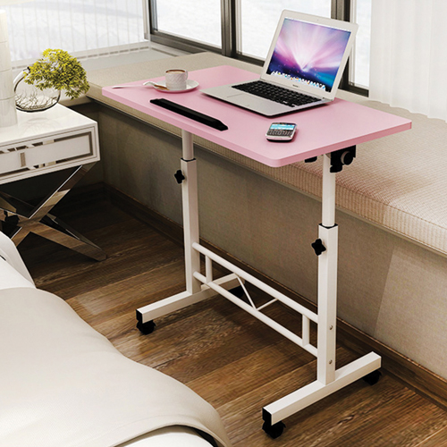 Besto Adjustable Study Laptop Table With Wheel Image 11