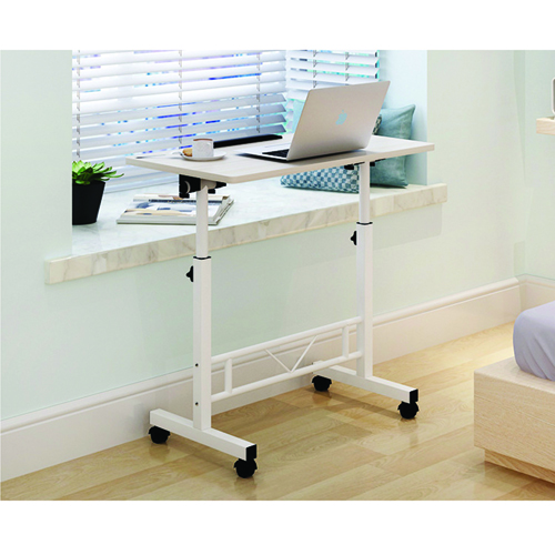 Besto Adjustable Study Laptop Table With Wheel Image 12