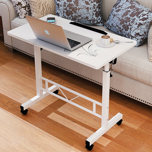 Besto Adjustable Study Laptop Table With Wheel Image 13