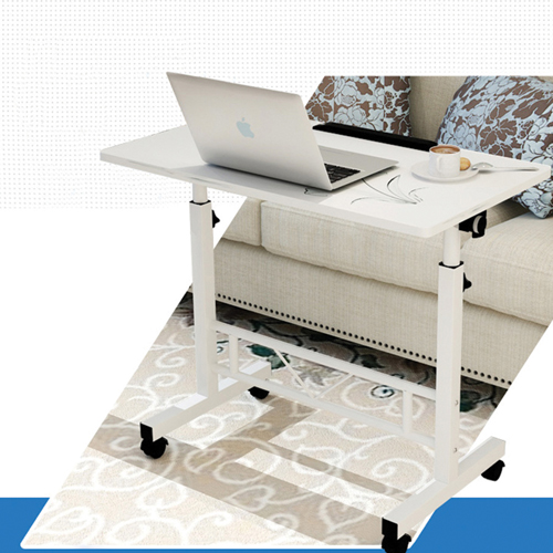 Besto Adjustable Study Laptop Table With Wheel Image 16