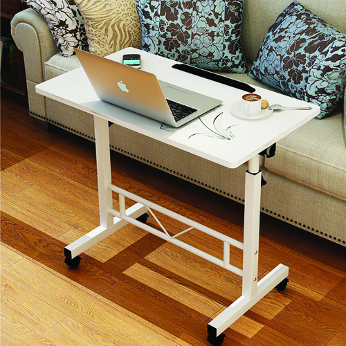 Besto Adjustable Study Laptop Table With Wheel