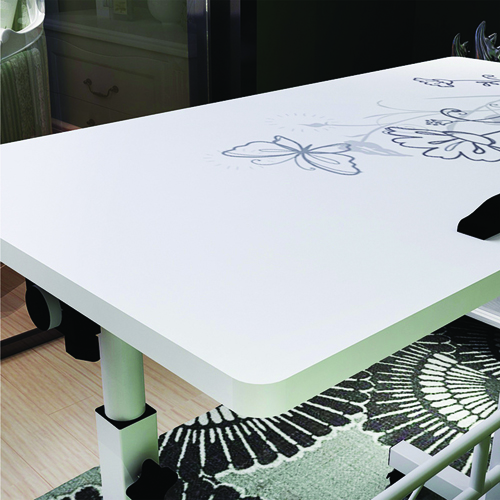 Besto Adjustable Study Laptop Table With Wheel Image 21