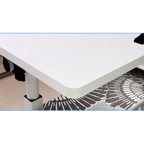 Besto Adjustable Study Laptop Table With Wheel Image 24