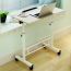 Besto Adjustable Study Laptop Table With Wheel Image 1