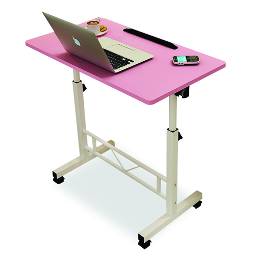 Besto Adjustable Study Laptop Table With Wheel Image 3