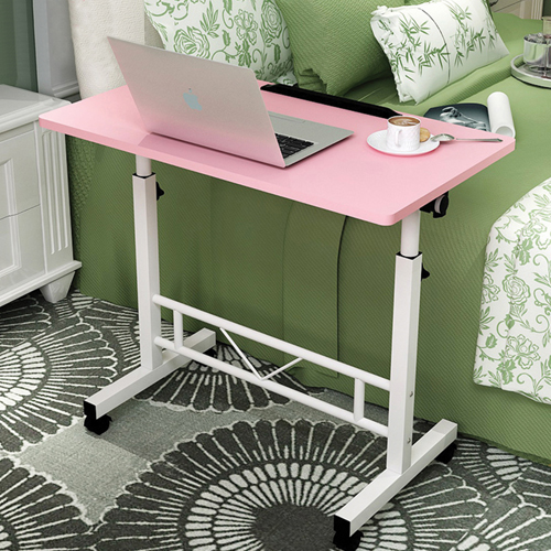 Besto Adjustable Study Laptop Table With Wheel Image 4