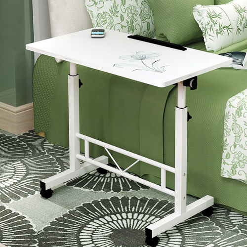 Besto Adjustable Study Laptop Table With Wheel Image 5