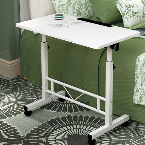 Besto Adjustable Study Laptop Table With Wheel Image 6