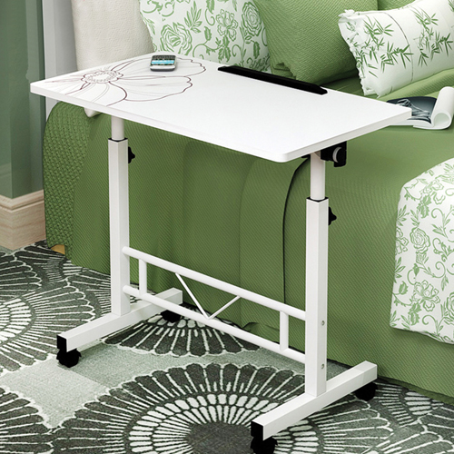 Besto Adjustable Study Laptop Table With Wheel Image 7