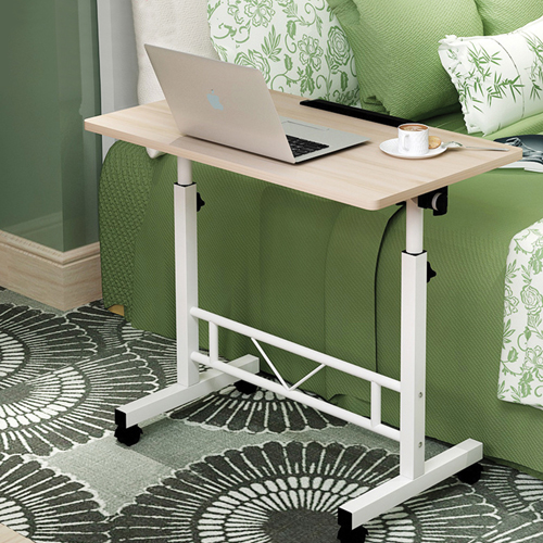 Besto Adjustable Study Laptop Table With Wheel Image 8