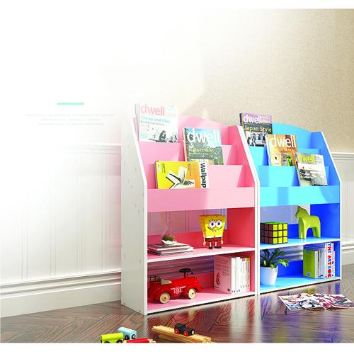 Open Face Kids Bookshelf Image 9