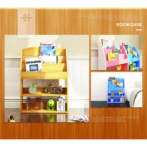 Open Face Kids Bookshelf Image 10