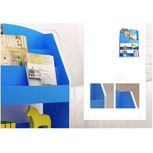 Open Face Kids Bookshelf Image 16