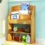 Open Face Kids Bookshelf