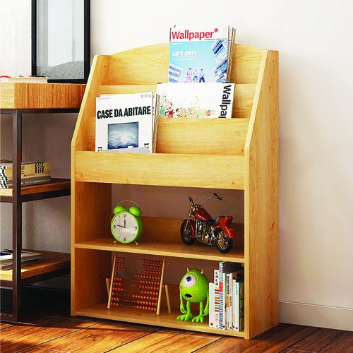Open Face Kids Bookshelf Image 2