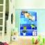 Open Face Kids Bookshelf Image 3