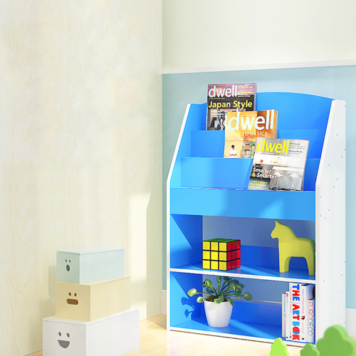 Open Face Kids Bookshelf Image 4