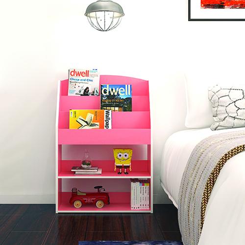 Open Face Kids Bookshelf Image 5