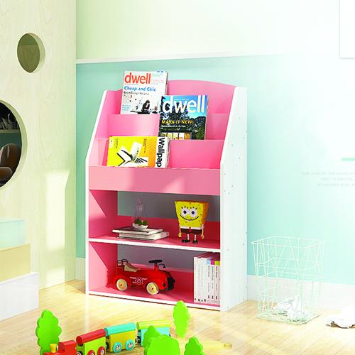 Open Face Kids Bookshelf Image 7