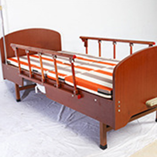 Multi-Function Double Swing Medical Bed Image 11