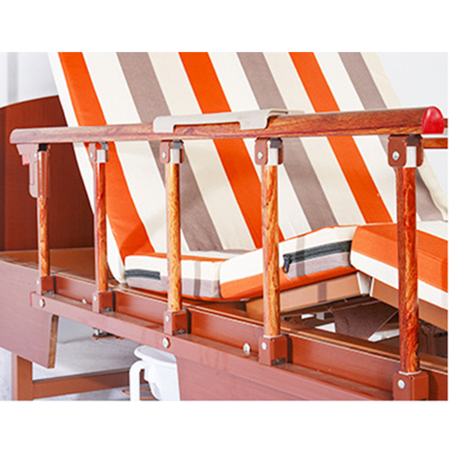 Multi-Function Double Swing Medical Bed Image 15