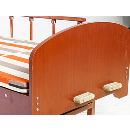 Multi-Function Double Swing Medical Bed Image 16