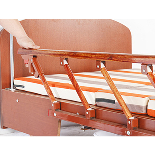 Multi-Function Double Swing Medical Bed
