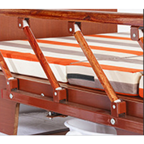 Multi-Function Double Swing Medical Bed Image 18