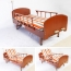 Multi-Function Double Swing Medical Bed Image 7