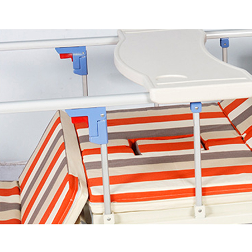 Multifunctional Stand Up Pulley Hospital Bed Image 11