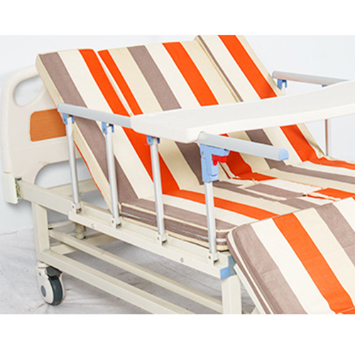 Multifunctional Stand Up Pulley Hospital Bed Image 12
