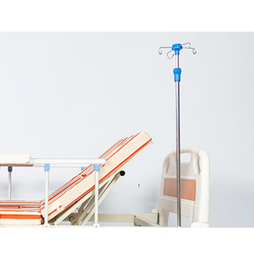 Multifunctional Stand Up Pulley Hospital Bed Image 13