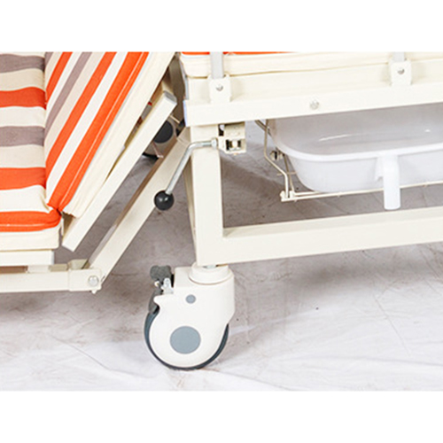 Multifunctional Stand Up Pulley Hospital Bed Image 15