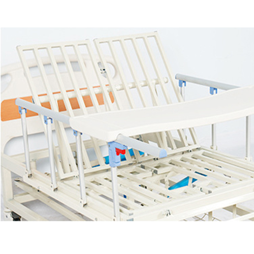 Multifunctional Stand Up Pulley Hospital Bed Image 16