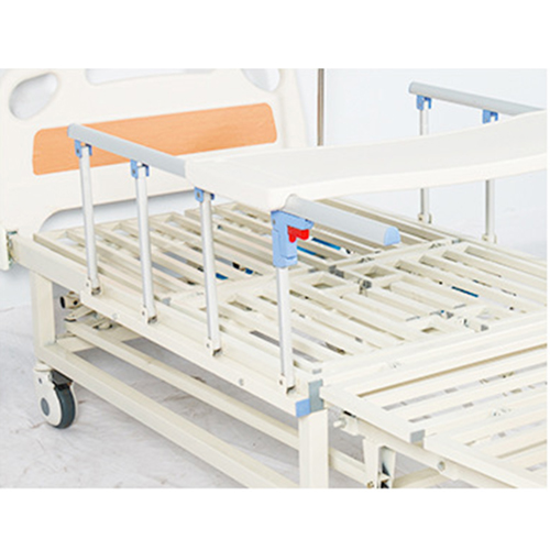 Multifunctional Stand Up Pulley Hospital Bed Image 17