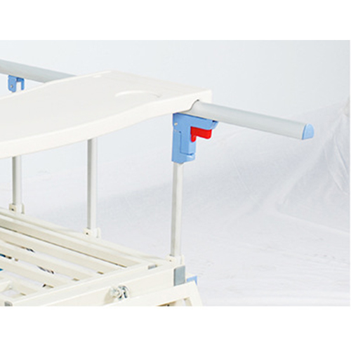 Multifunctional Stand Up Pulley Hospital Bed Image 19