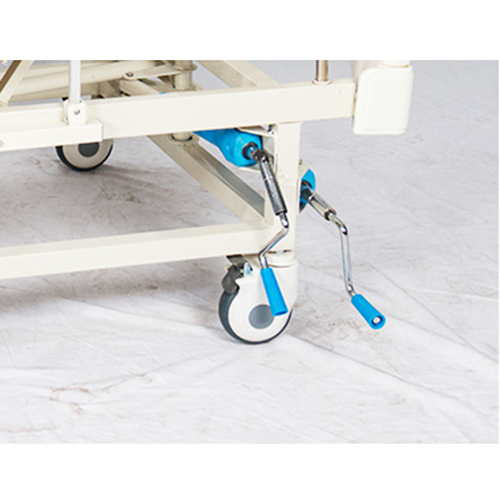 Multifunctional Stand Up Pulley Hospital Bed Image 20