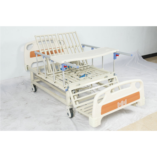 Multifunctional Stand Up Pulley Hospital Bed Image 2