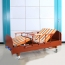 Multifunctional Wooden Nursing Hospital Bed Image 1