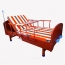 Multifunctional Wooden Nursing Hospital Bed Image 5