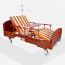 Multifunctional Wooden Nursing Hospital Bed Image 6