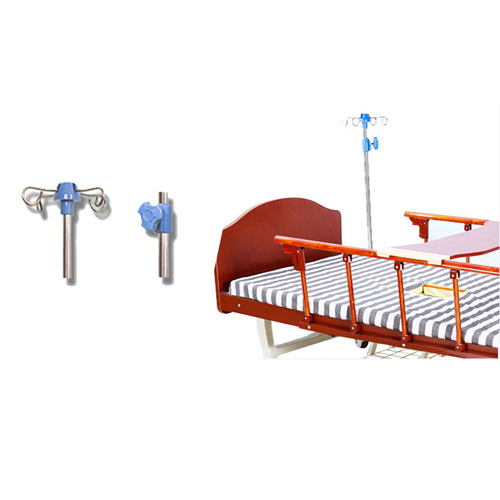 Multifunctional Single-Roll Nursing Hospital Bed Image 13
