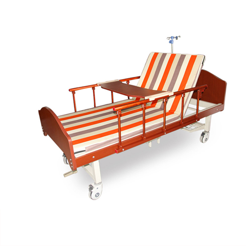 Multifunctional Single-Roll Nursing Hospital Bed Image 2