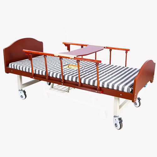 Multifunctional Single-Roll Nursing Hospital Bed Image 7