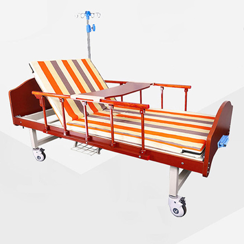 Multifunctional Single-Roll Nursing Hospital Bed