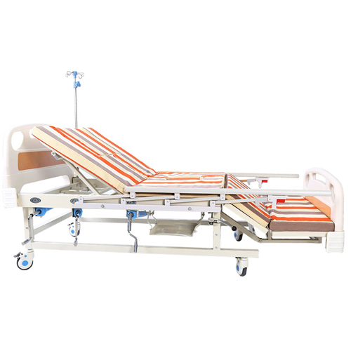 Elite Multifunctional Stand Up Patient Hospital Bed Image 9