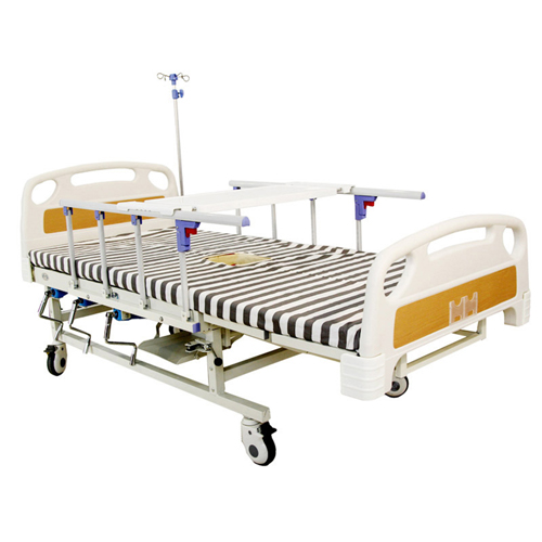 Elite Multifunctional Stand Up Patient Hospital Bed Image 1