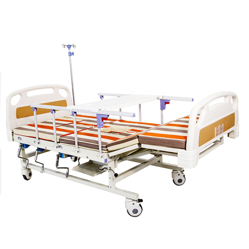 Elite Multifunctional Stand Up Patient Hospital Bed Image 2