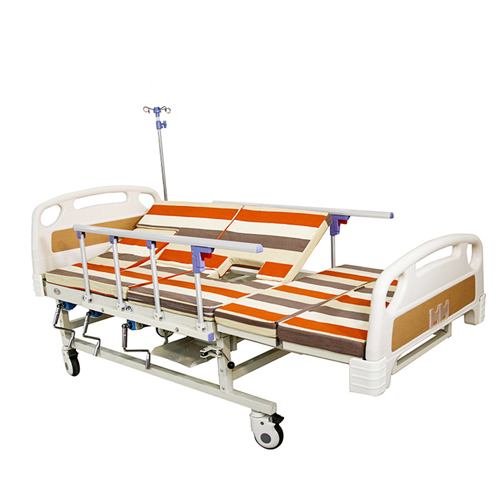 Elite Multifunctional Stand Up Patient Hospital Bed Image 3